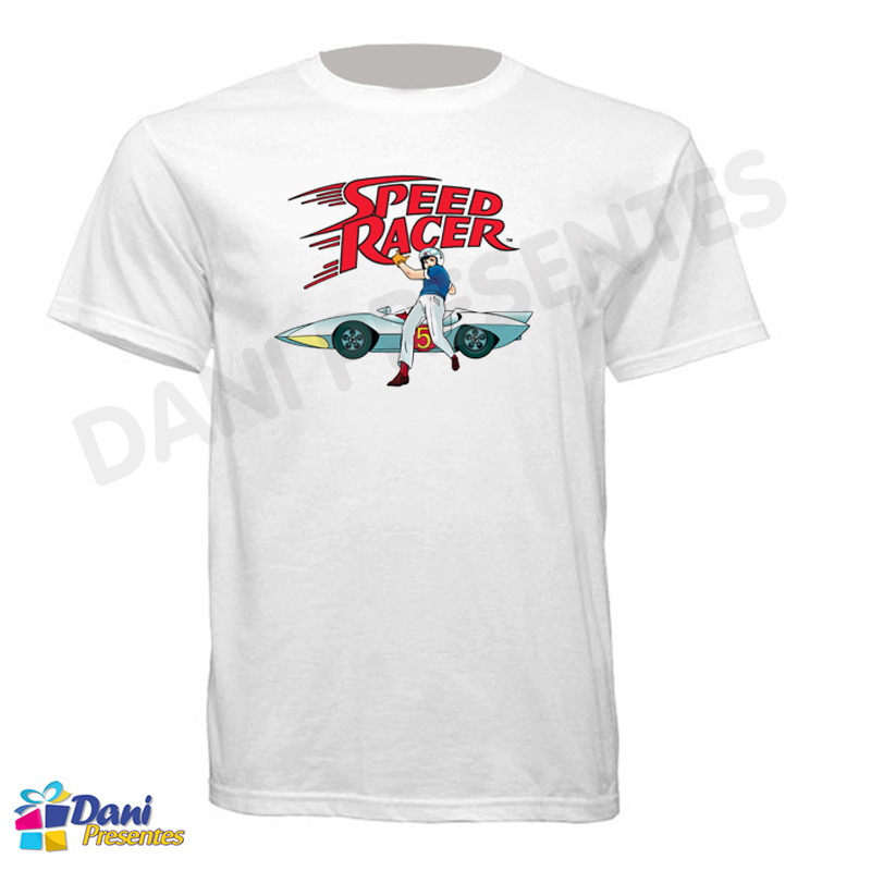 Camiseta Speed Racer