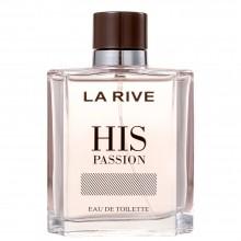 Perfume His Passion - La Rive - Masculino - Eau de Toilette 100ml