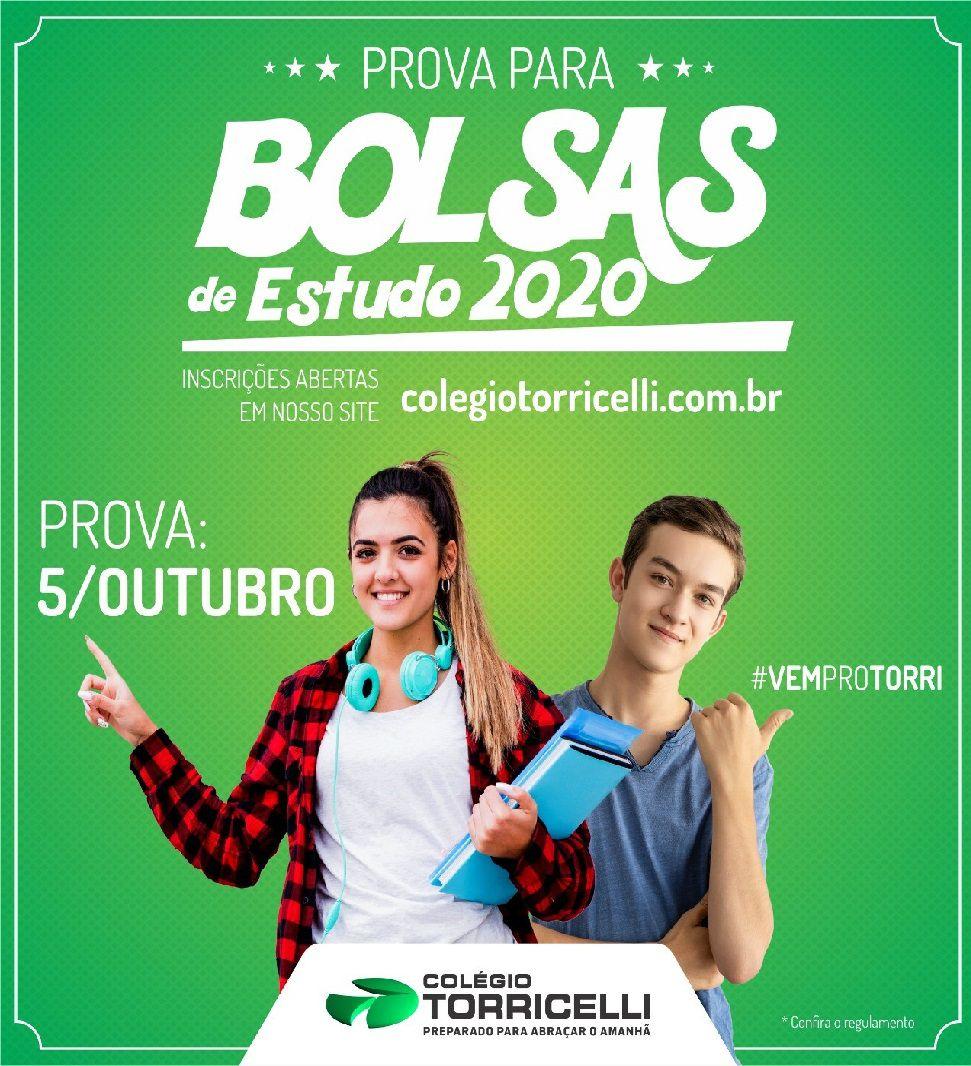 EXAME DE BOLSAS 2020