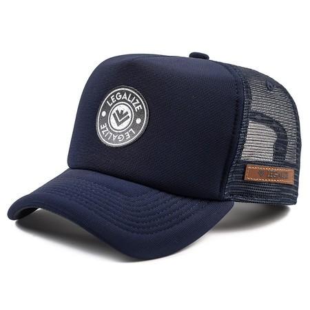 Boné Trucker Legalize Sweeg Azul Marinho