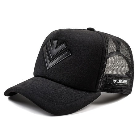 Boné Trucker Legalize Sweeg Black