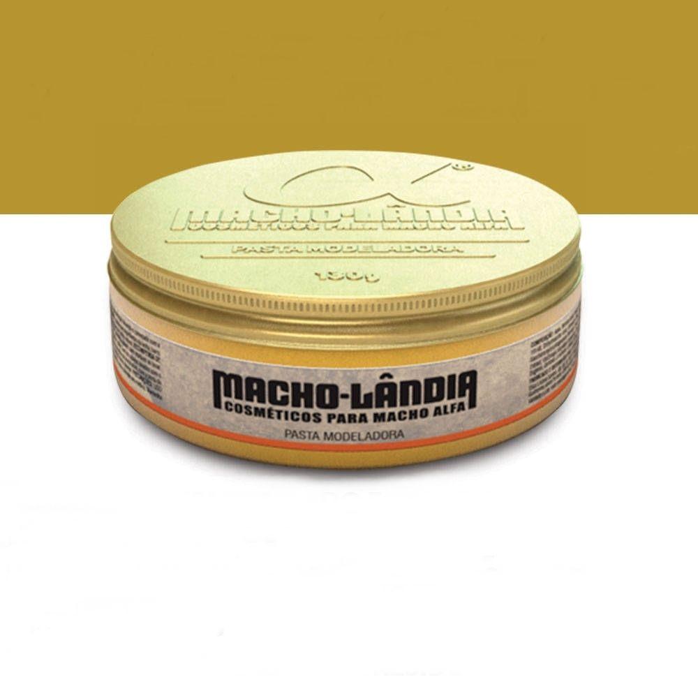 Pasta Fix Modeladora da Macho-Lândia