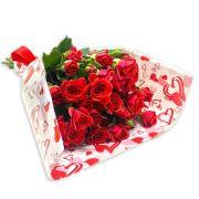 Carinho com Mini Rosas