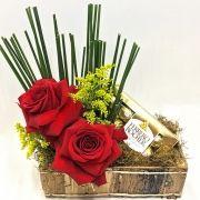 Rosas Colombianas e Ferrero Rocher