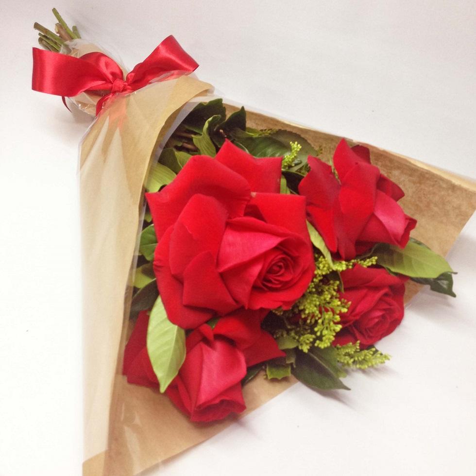 Rosas Colombianas Elegantes