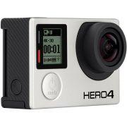Câmera Digital GoPro Hero 4 Black Adventure 12MP com WiFi Bluetooth e Gravação 4K