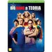 DVD - Big Bang: A Teoria - A Sétima Temporada Completa (3 Discos)