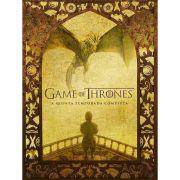DVD Game Of Thrones: 5ª Temporada Completa