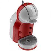 Máquina Nescafé Dolce Gusto Automática Mini Me Arno Vermelha - Sistema de Cápsulas, Multibebidas Quentes e Frias, 15 Bar de Pressão