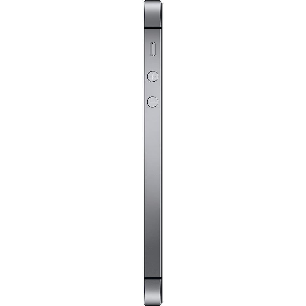 iPhone 5S 32GB Cinza Espacial Desbloqueado IOS 8 4G + Wi-Fi Câmera 8MP- Apple