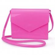 Bolsa Flap Bag Pink Petite Jolie PJ2365