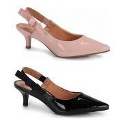 Sapato Feminino Chanel Scarpin Vizzano 1122.641