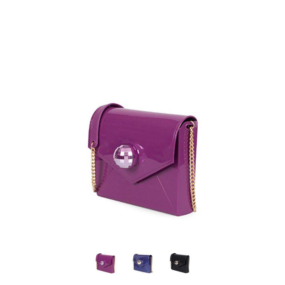 Bolsa Flap Bag Express Petite Jolie PJ3440
