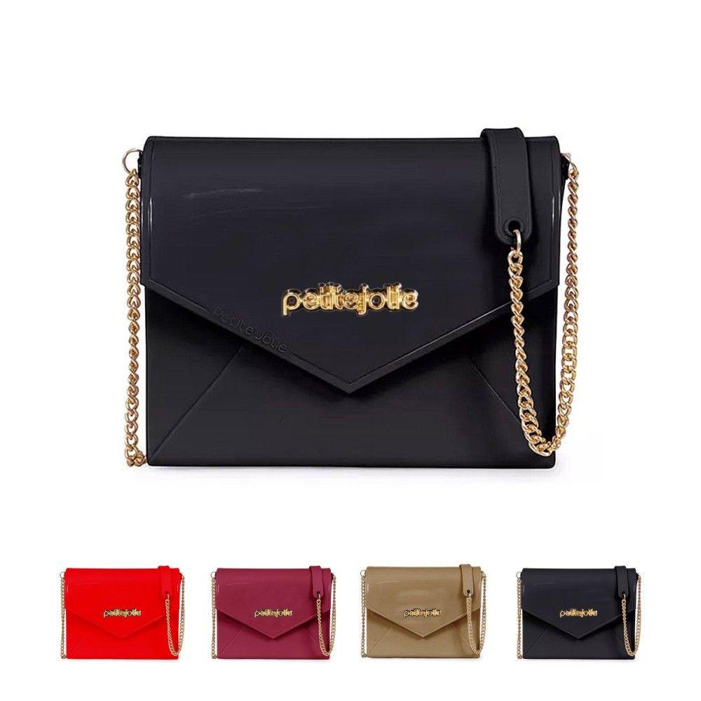 Bolsa Flap Bag Petite Jolie PJ2843