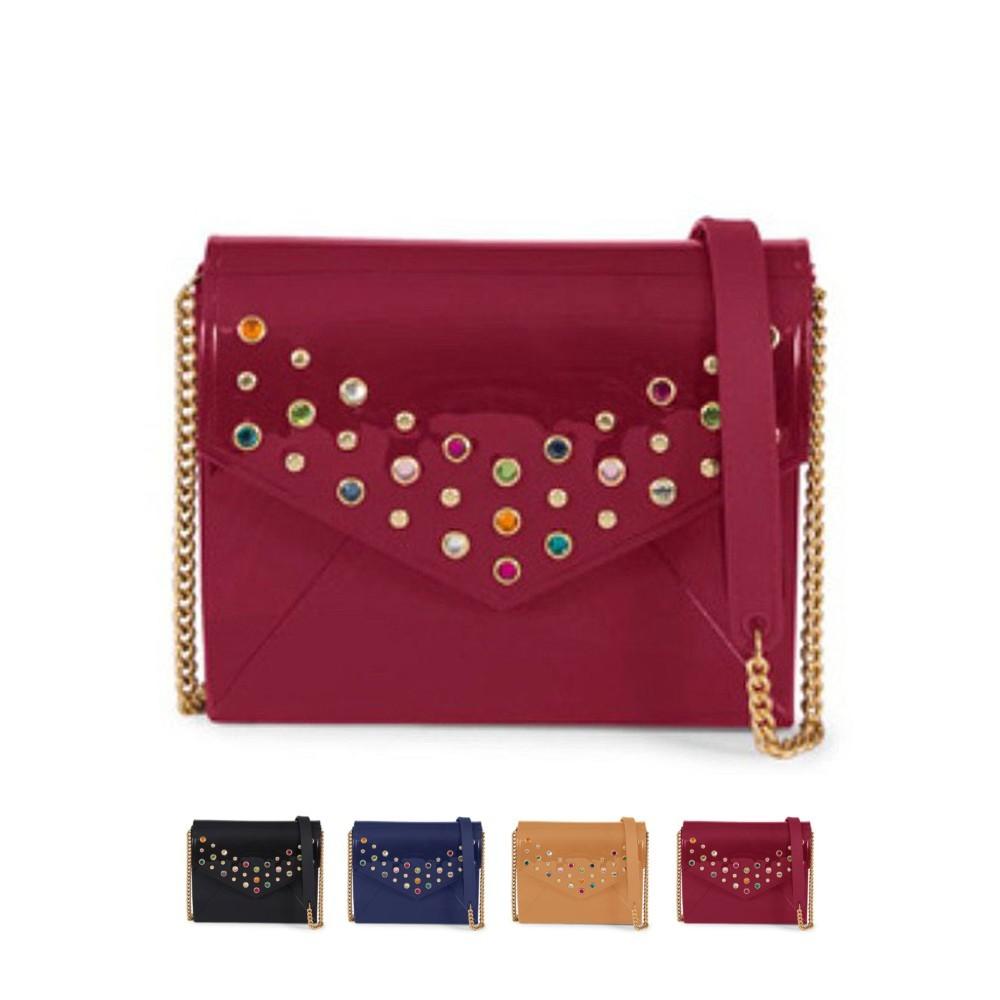 Bolsa Flap Bag Petite Jolie PJ3166