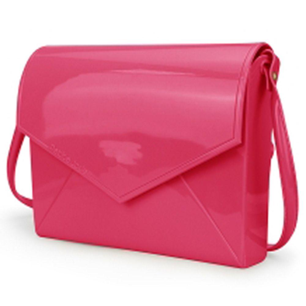 Bolsa Flap Bag Rosa Petite Jolie PJ2365