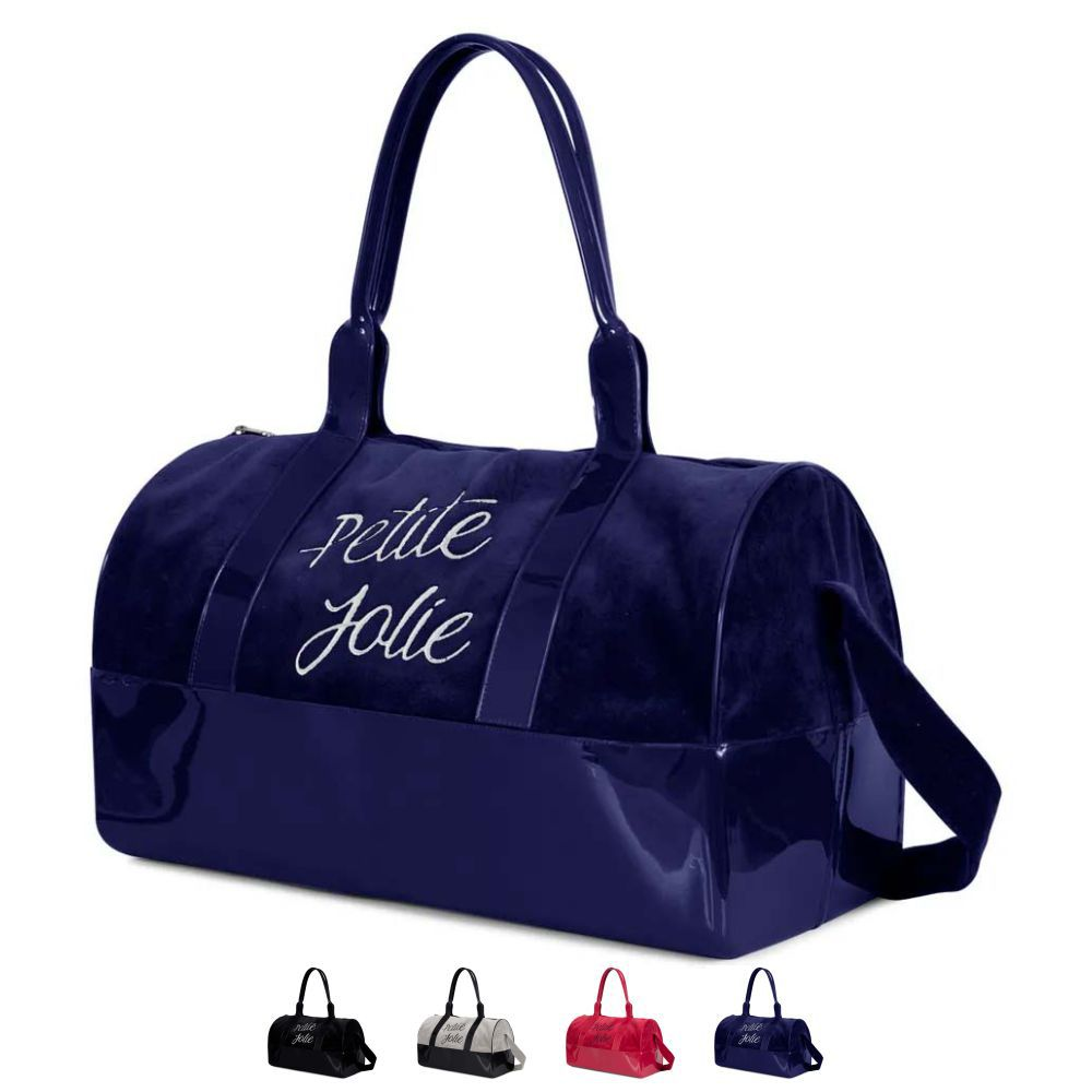 Bolsa Mala Grande Weekend Bag Petite Jolie PJ3876
