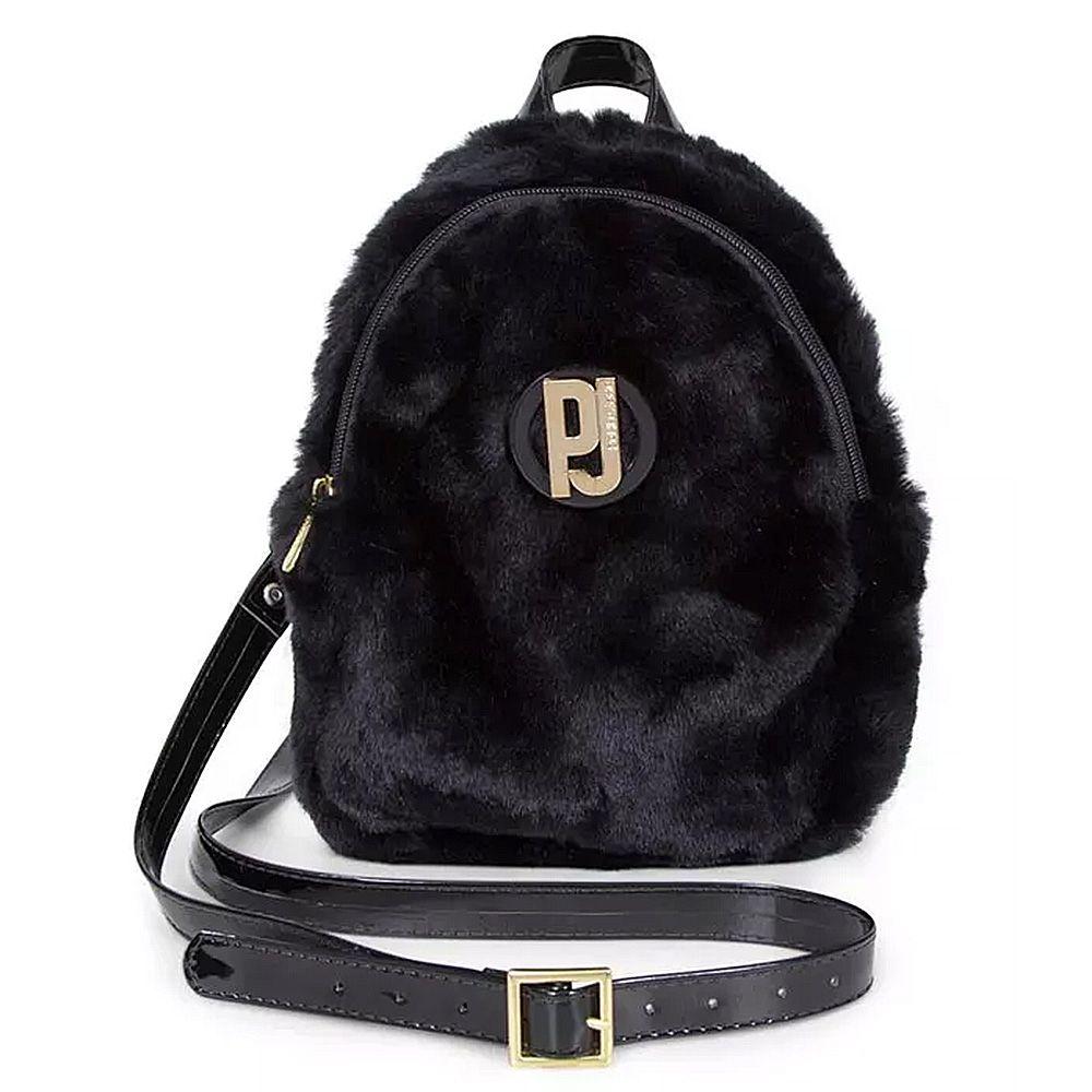 Bolsa Minikit Petite Jolie Preta PJ3032