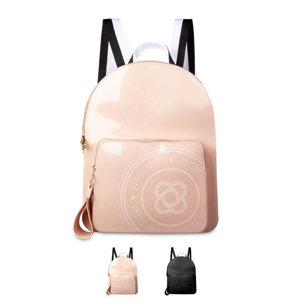 Bolsa Mochila Kit Bag Petite Jolie P4297 - Záten