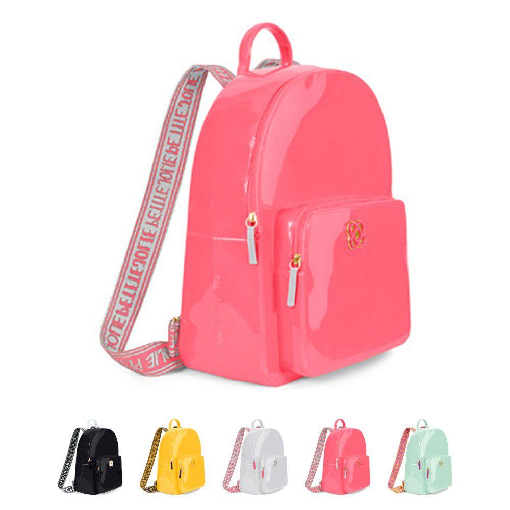 Bolsa Mochila Kit Bag Petite Jolie PJ3444