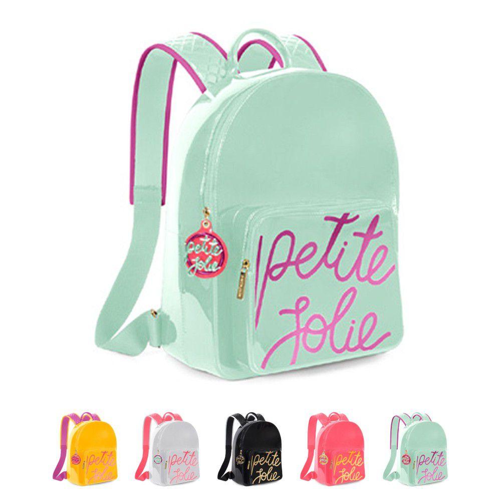 Bolsa Mochila Kit Bag Petite Jolie PJ3474