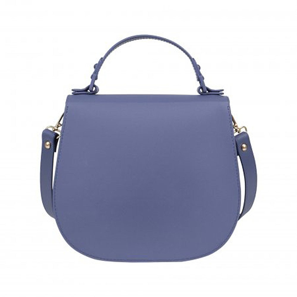 Bolsa Saddle Bag Azul Navy Petite Jolie PJ2415