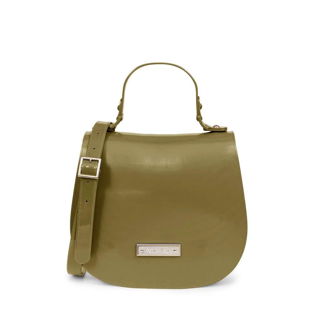 Bolsa Saddle Bag Petite Jolie PJ2415 - Záten