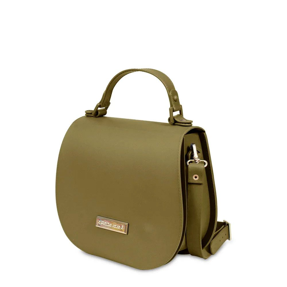 Bolsa Saddle Bag Petite Jolie PJ2415 - Záten