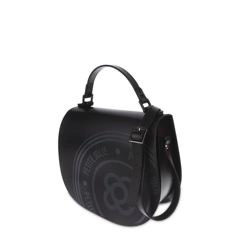 Bolsa Saddle Bag Petite Jolie PJ4140 - Záten