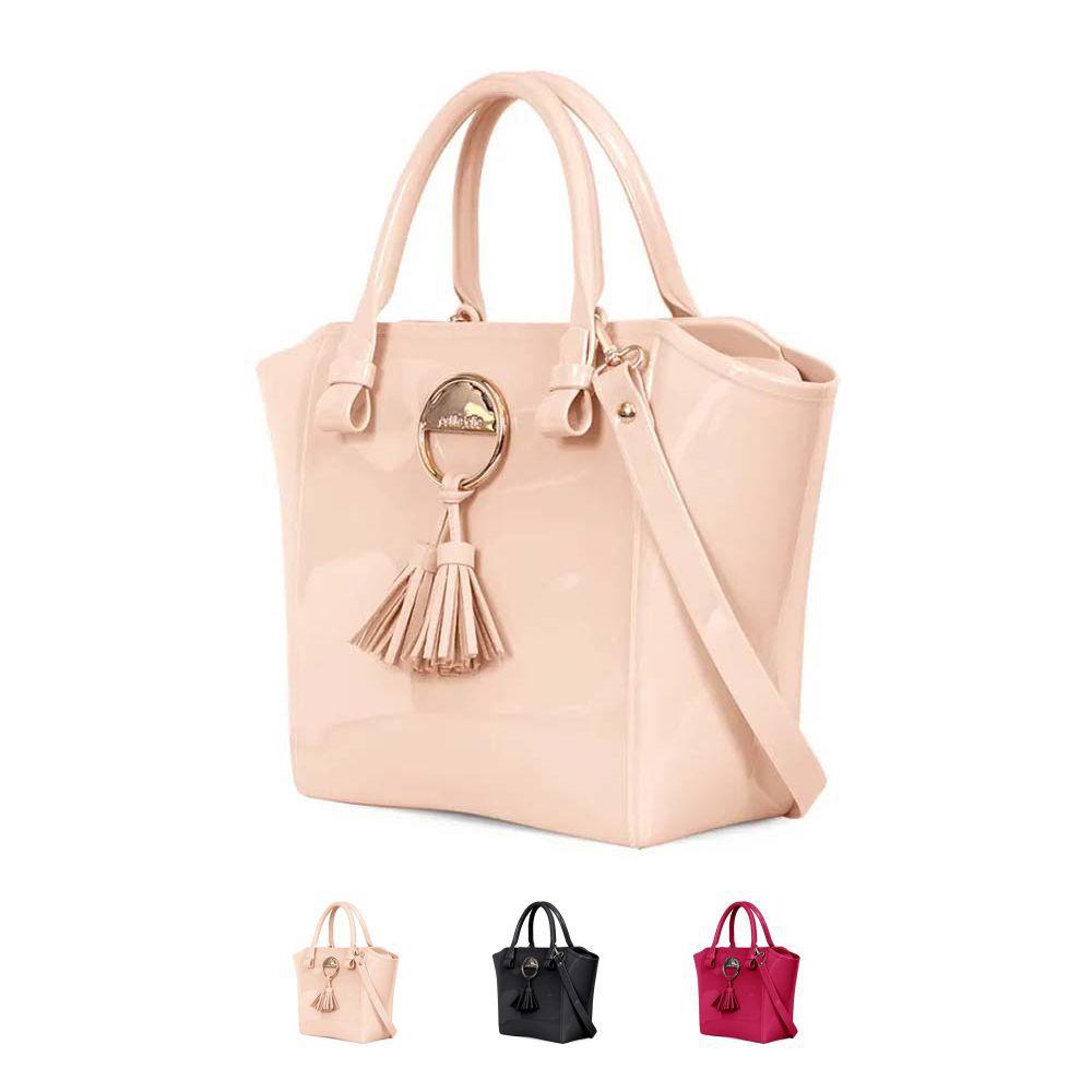 Bolsa Shape Bag Barbicacho Petite Jolie PJ4154 - Záten