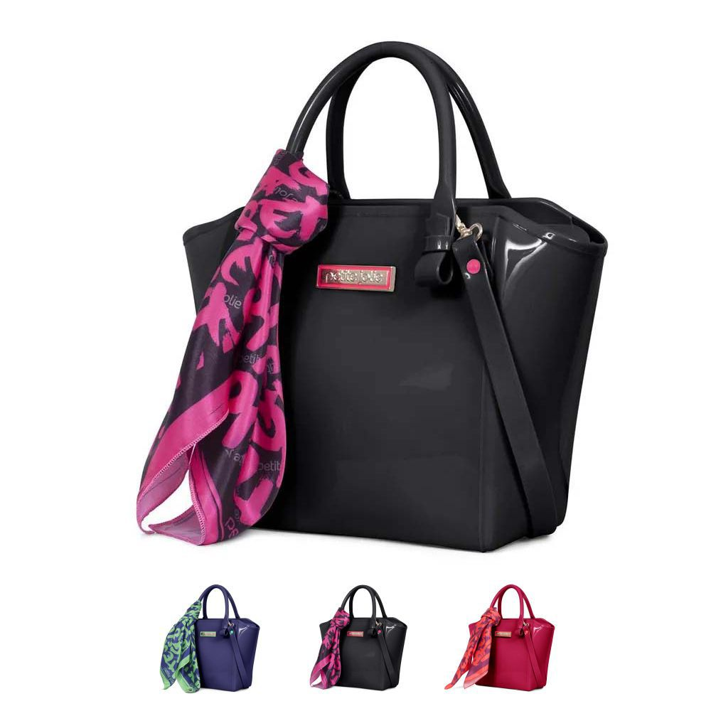 Bolsa Shape Bag Petite Jolie PJ4223 - Záten