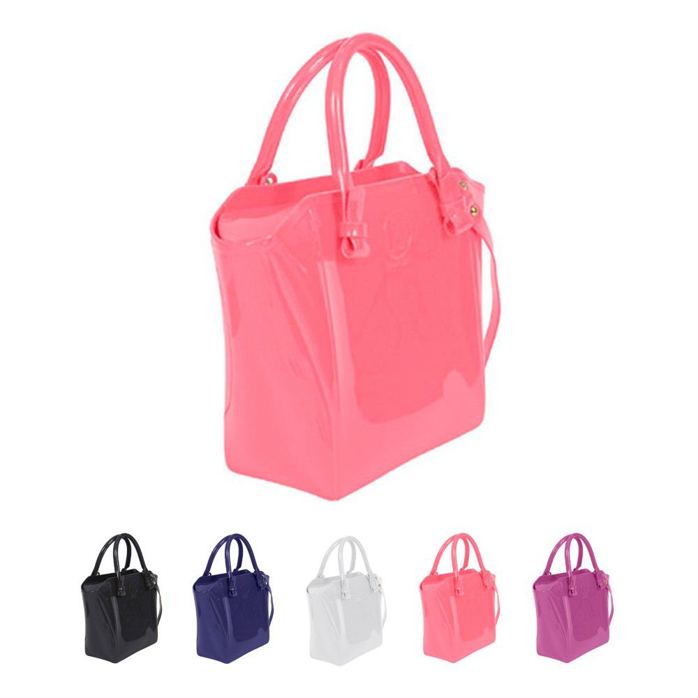 Bolsa Shape Bag (Shopper) Petite Jolie PJ1770 - Záten