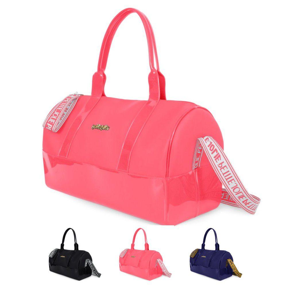 e31569175 Bolsa Weekend Bag Mala Petite Jolie PJ3519 - Záten