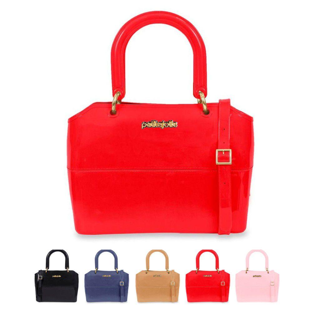Bolsa Zip Bag Petite Jolie PJ1855