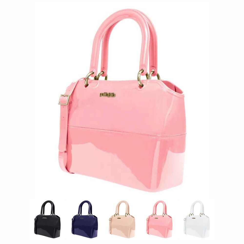 Bolsa Zip Bag Petite Jolie PJ1855 - Záten
