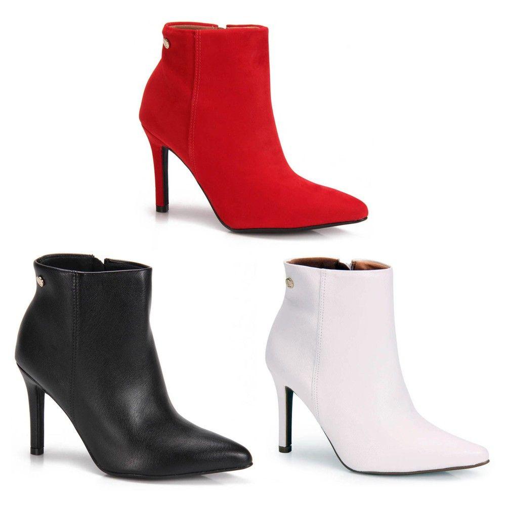 Bota Feminina Ankle Boots Vizzano 3049.219