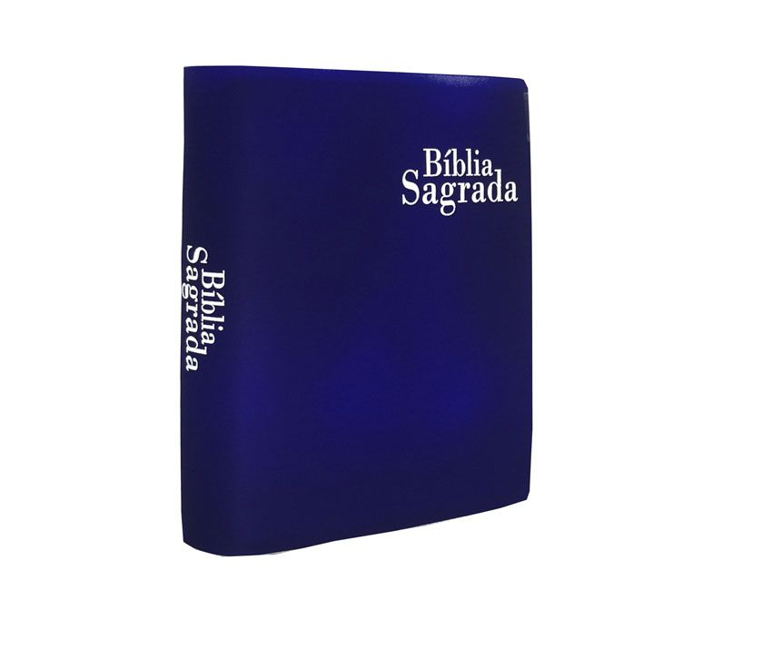 Bíblia CCB com Letra Grande - Capa Emborrachada