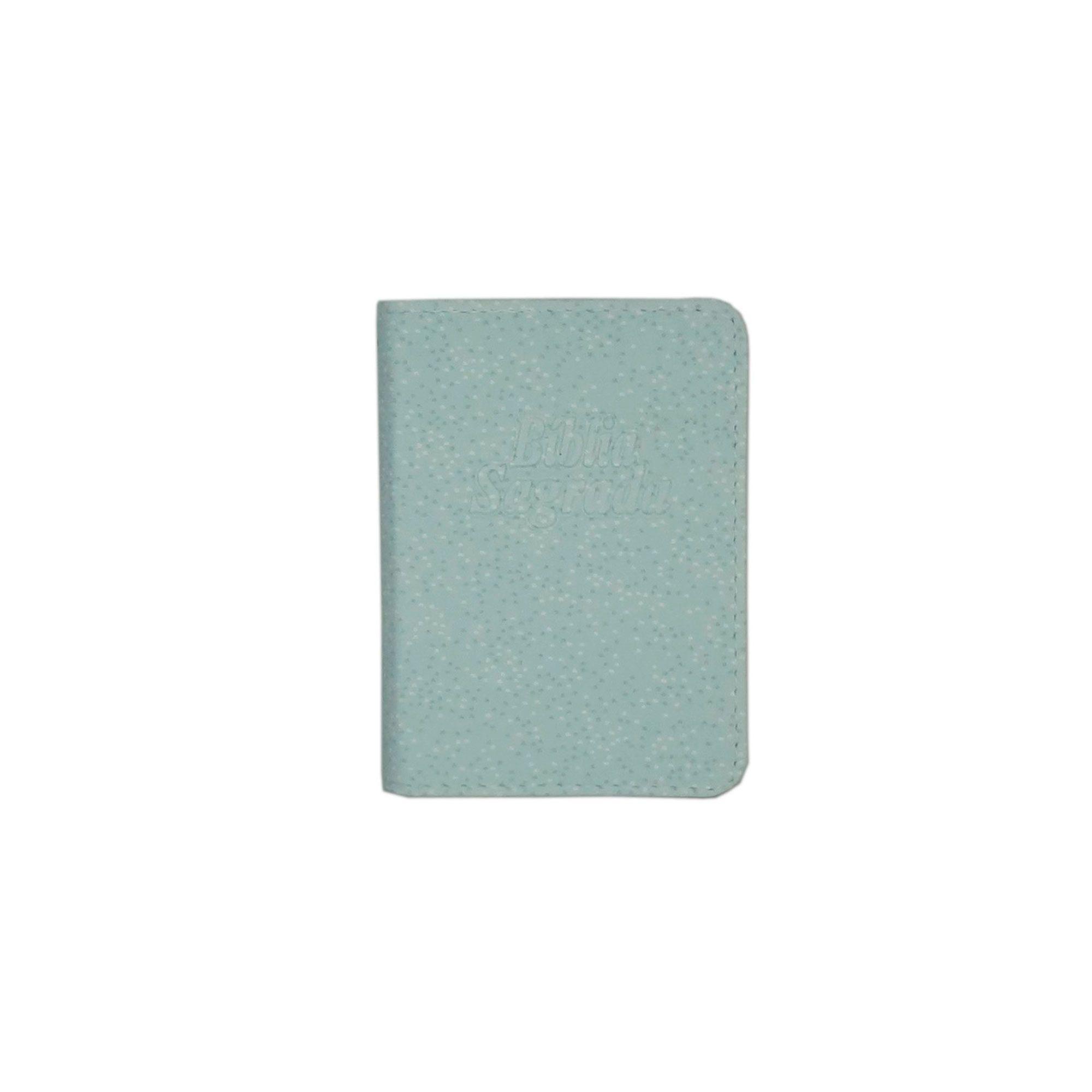 Bíblia CCB Mini Luxo Colorida