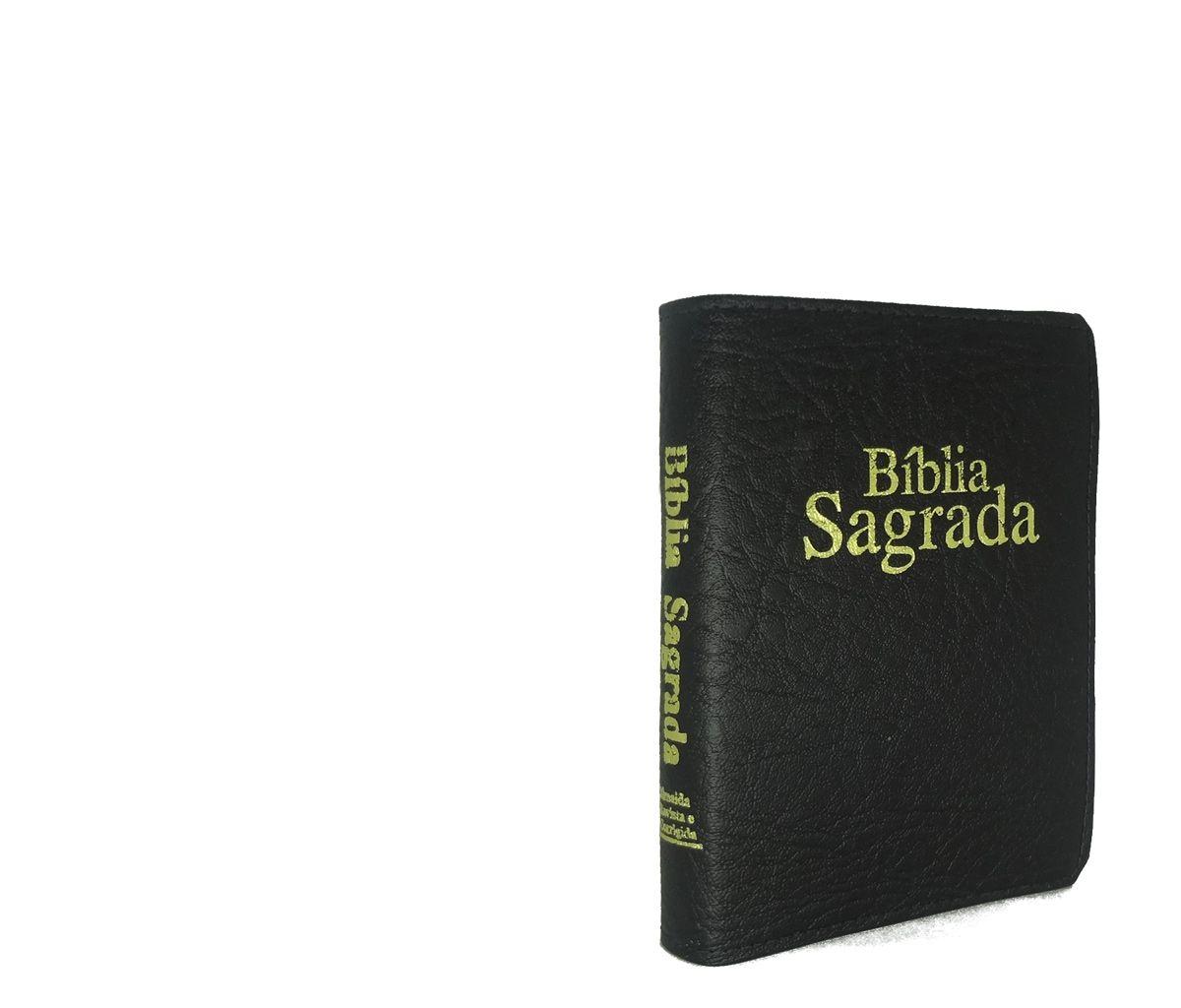 Bíblia CCB Pequena Luxo
