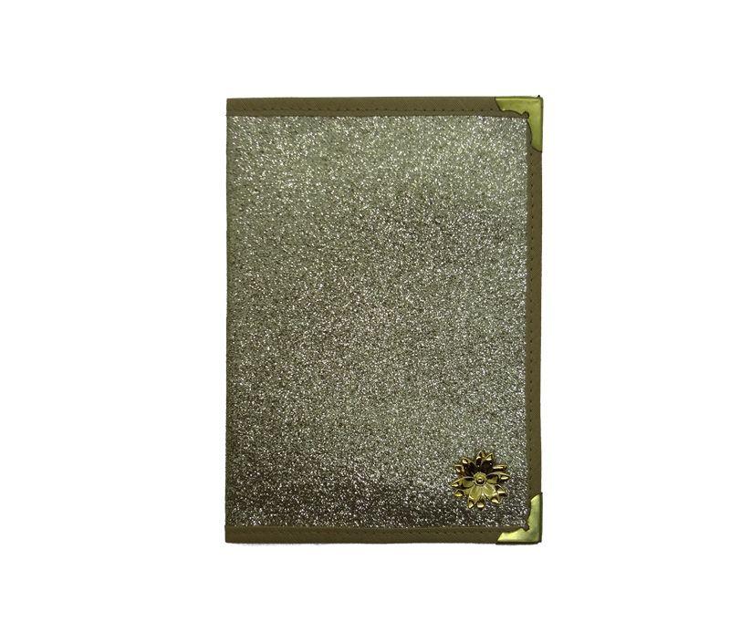 Capa Hinario Mole Dourado Glitter