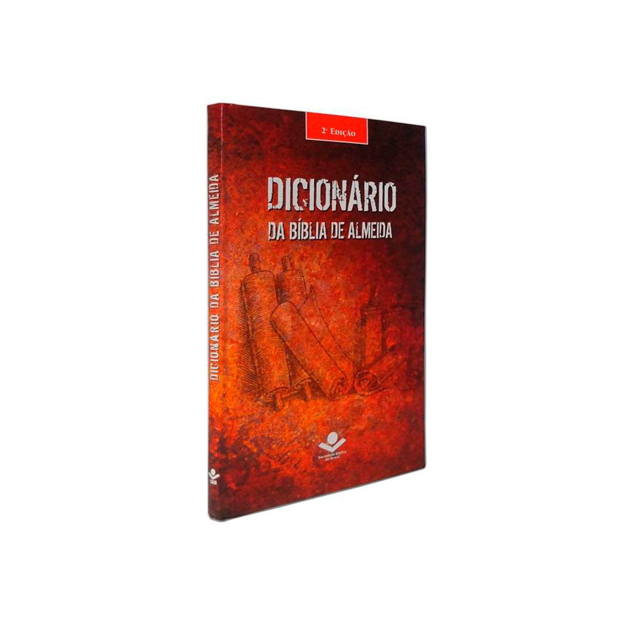 Dicionário Bíblico CCB De Almeida