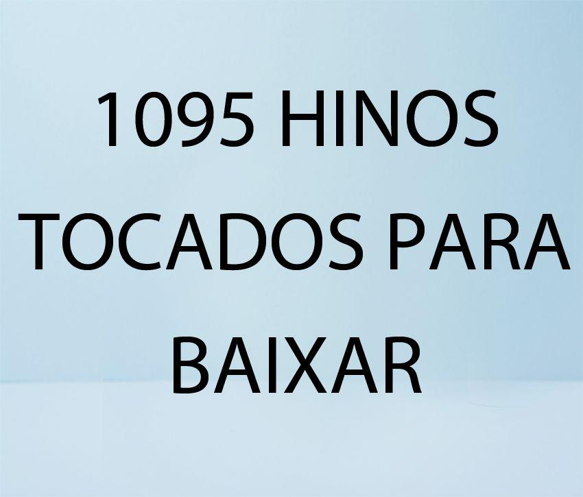 HINOS TOCADOS PARA BAIXAR