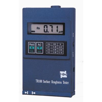 RUGOSÍMETRO - RA/RZ MEDE 0,05 A 10 µM - CALIBRAÇÃO EXTERNA - TR-100 - TIME