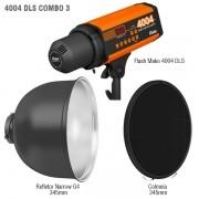 Flash Mako 4004 DLS - 110V | Combo 3