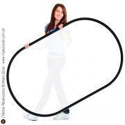 Difusor Flexível | Retangular Branco 102x168cm