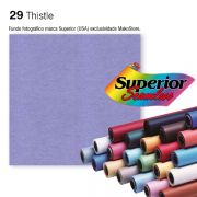 Fundo SUPERIOR | 29 Thistle