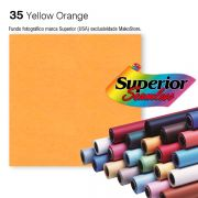 Fundo SUPERIOR | 35 Yellow Orange
