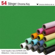 Fundo SUPERIOR | 54 Stinger | Chroma key