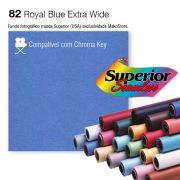 SUPERIOR EXTRA WIDE Fundo | 82 Royal Blue