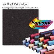 Fundo SUPERIOR EXTRA WIDE | 97 Black